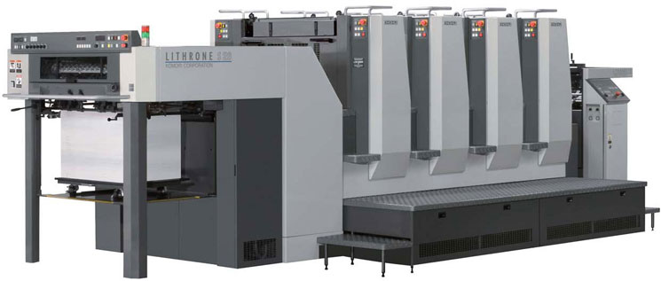 KOMORI LITHRONE S26